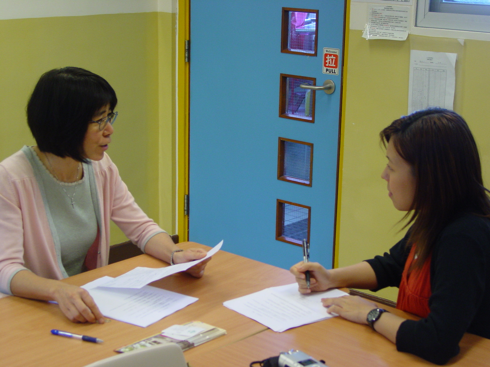interview with ms. cheung